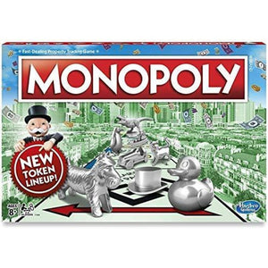 Monopoly Classic Game - Board Games