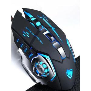 Pro Gamer Silent Mouse - Mice