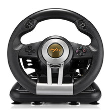Load image into Gallery viewer, Racing Game Steering Wheel with Pedal - Game Controllers
