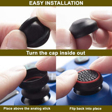 Load image into Gallery viewer, Silicone Analog Thumb Stick Grip - Controllers