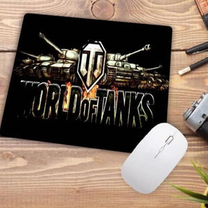 Video Gaming Tanks Style Mouse Pad - 006 - Mouse Pad