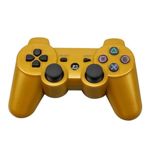 Wireless Console for PlayStation - Golden - Controllers