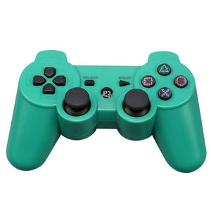 Wireless Console for PlayStation - Green - Controllers