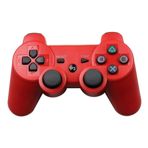 Wireless Console for PlayStation - Red - Controllers