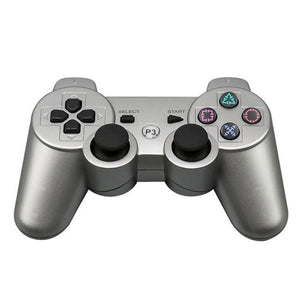 Wireless Console for PlayStation - Silver - Controllers