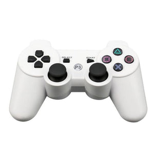 Wireless Console for PlayStation - White - Controllers
