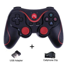 Load image into Gallery viewer, Wireless Mobile Joystick Game Controller - Black Style Sleek - Gamepads/Controllers