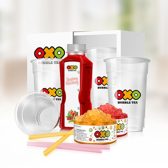 OXO Bubble Tea HOME - www.oxoshop.cz