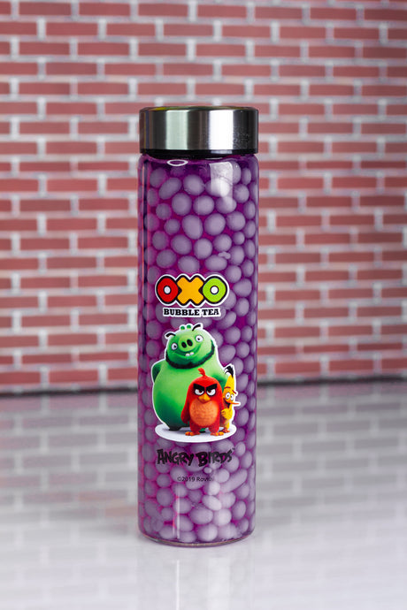 OXO Bubble Tea - Boba Bottle - Borůvka - www.oxoshop.cz