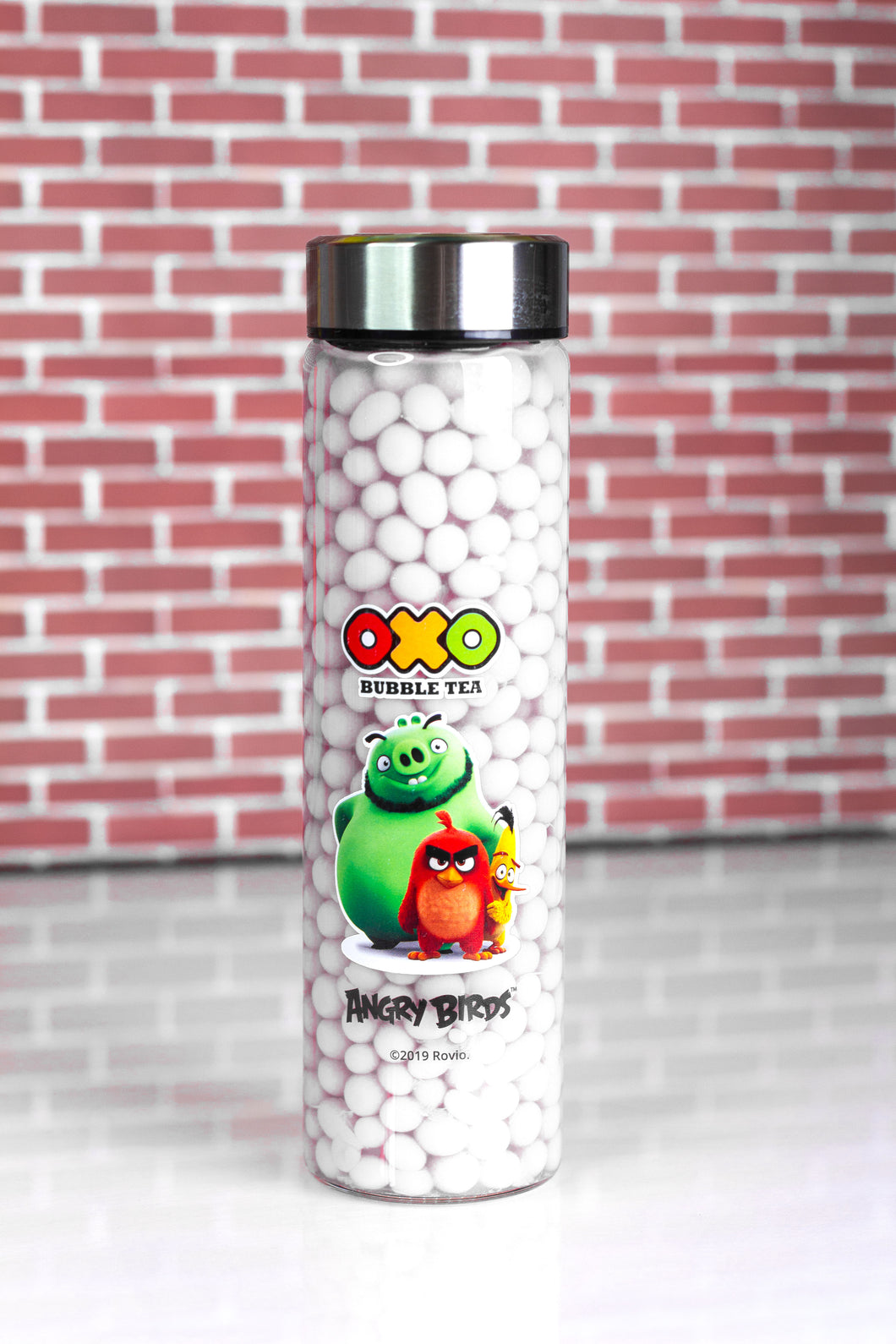 OXO Bubble Tea - Boba Bottle - Liči - www.oxoshop.cz