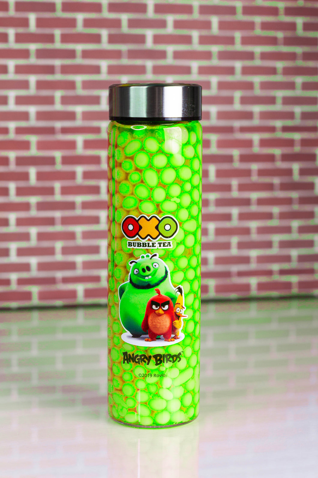 OXO Bubble Tea - Boba Bottle - Limeta - www.oxoshop.cz