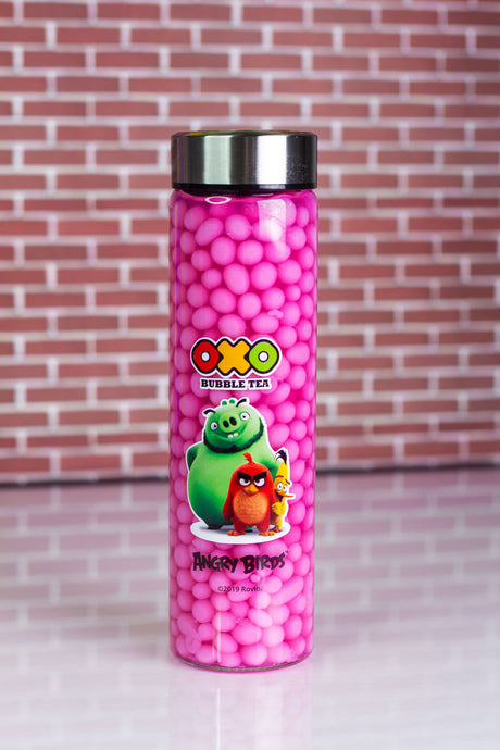 OXO Bubble Tea - Boba Bottle - Tutti Frutti - www.oxoshop.cz