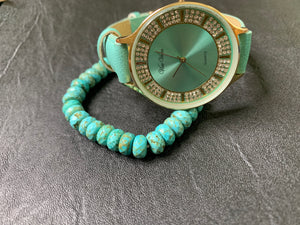 Mint watch set