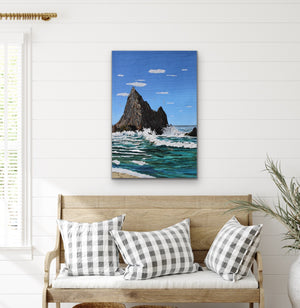 Martin's Beach, Half Moon Bay Wallhanging