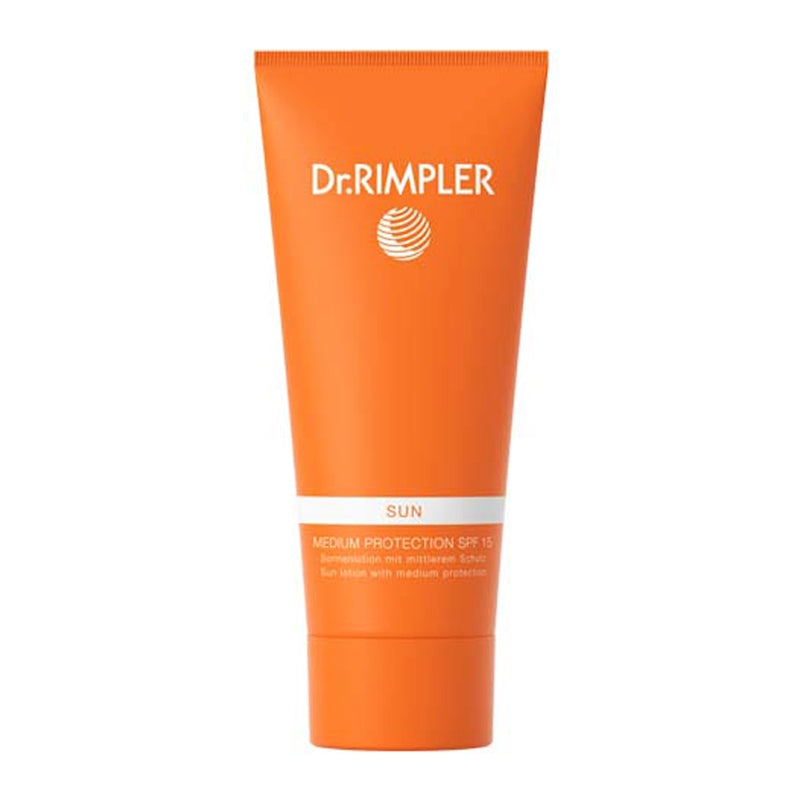 Dr rimpler sun spf15 body 200ml