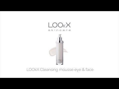 Cleansing Mousse Eye&Face 120ml