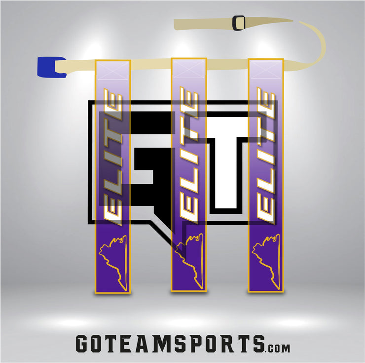 VA Elite Triple Threat Flag Set
