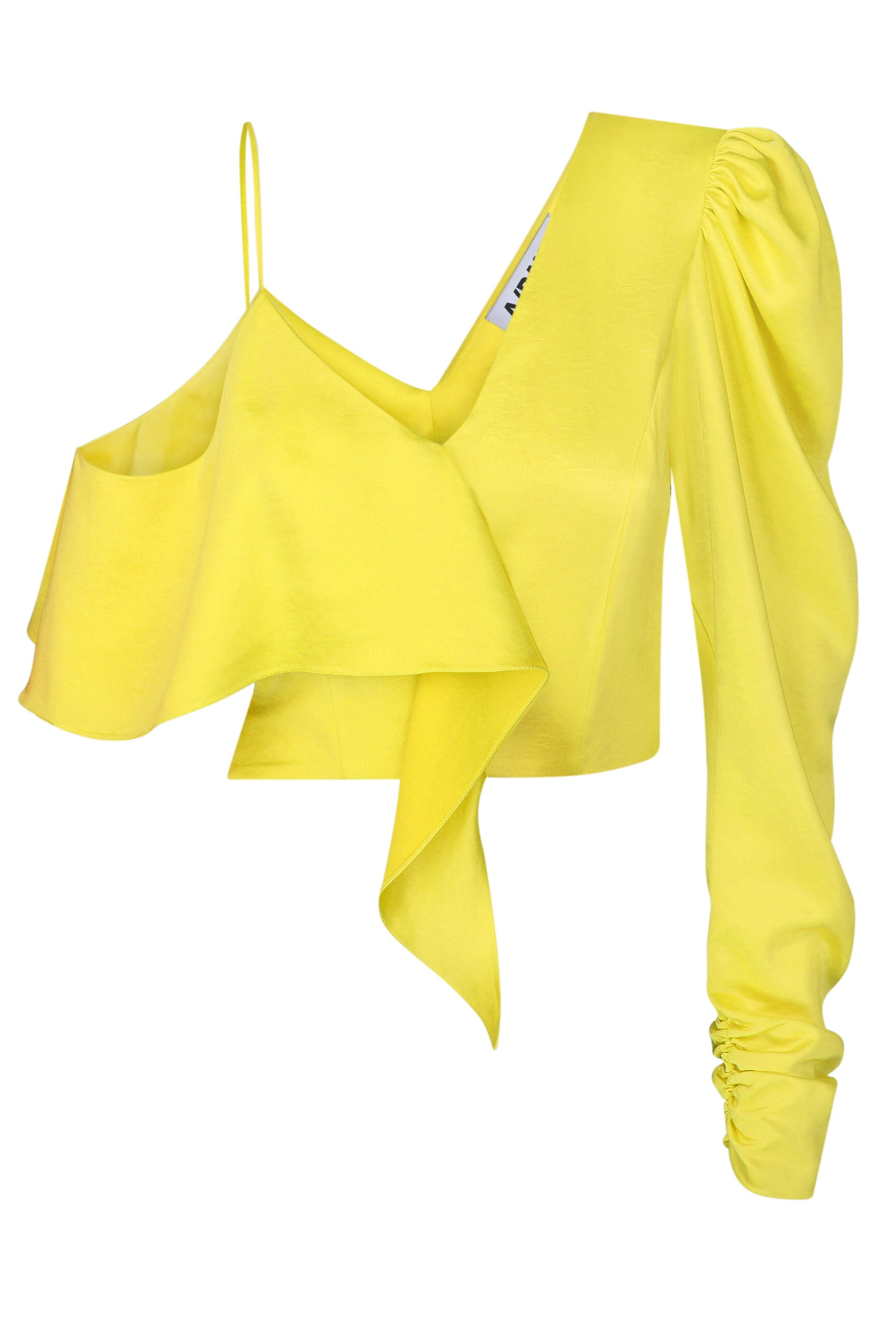 Top lemon satin