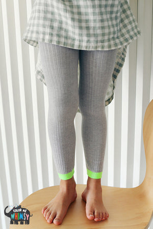 BN Footless Tights - Two Colors - Color Me WHIMSY