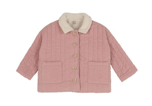 SCON Kale Quilted Jacket - Two Colors - Color Me WHIMSY