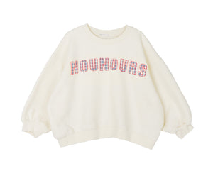 BN Applique Sweatshirt - Two Colors - Color Me WHIMSY