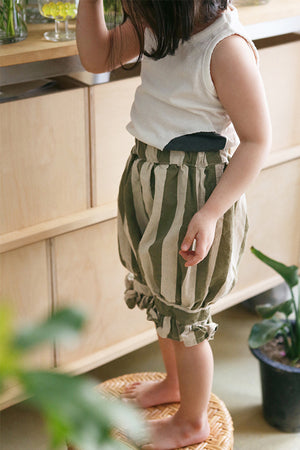BN Prill Pot Pants at Color Me WHIMSY Hip Kid's Fashion Ethically Made in South Korea