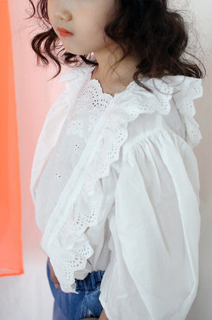 0654045d4740ce BN Rusi Frill Blouse - Sold Out - Color Me WHIMSY