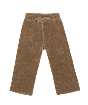 BN Velour Rib Pants at Color Me WHIMSY Hip Kid's Fashion Ethically Made in South Korea