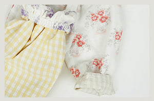 BN Reversible Pants - Two Colors - Color Me WHIMSY