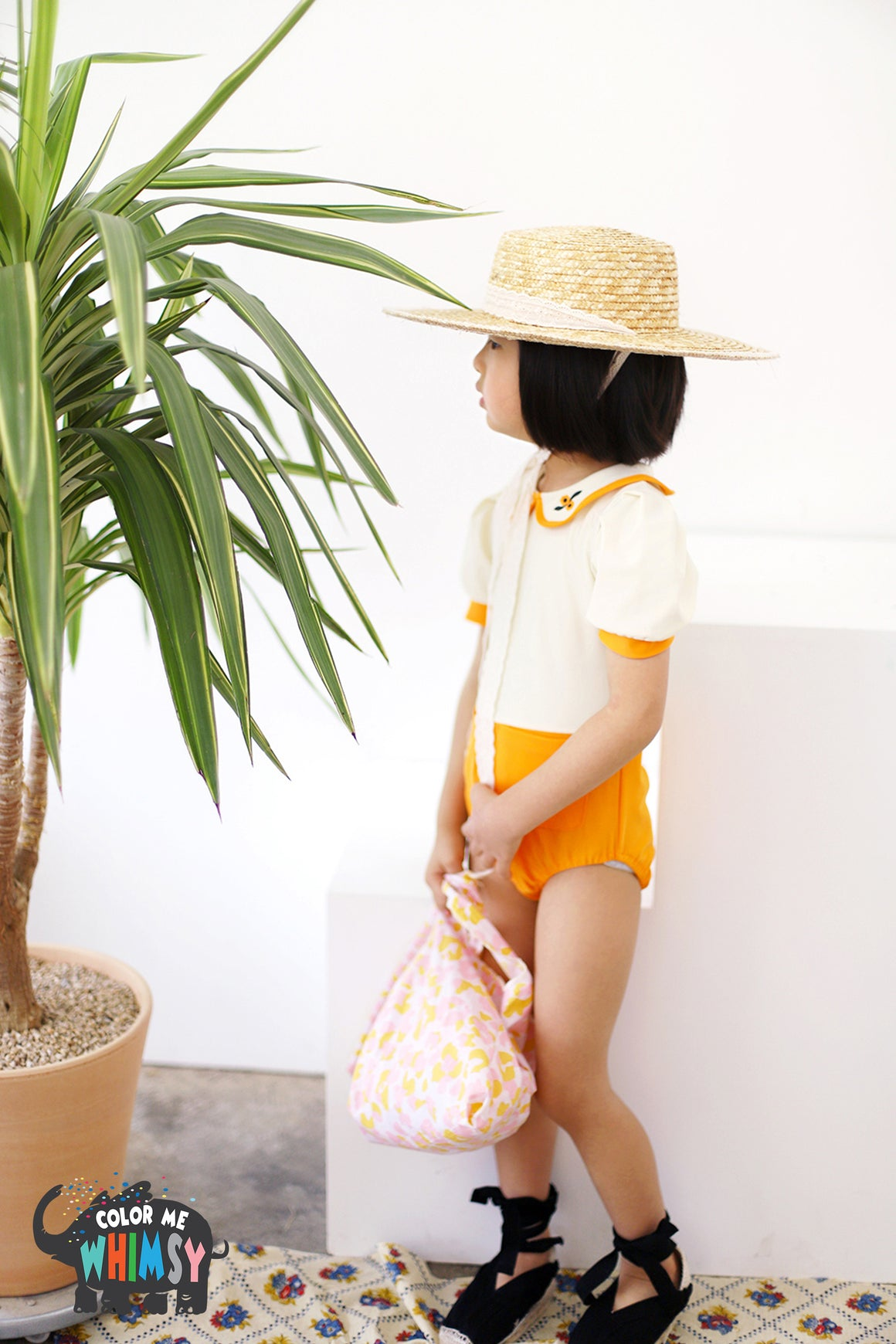 Amber Vintage Momoni Swimwear - Color Me WHIMSY