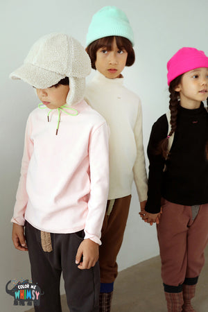 BN Classic Polar T-shirt at Color Me WHIMSY Hip Kid's Fashion Ethically Made in South Korea