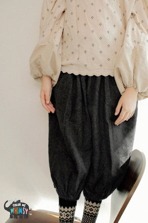 SCON Metel Pants at Color Me WHIMSY Hip Kid's Fashion Ethically Made in South Korea
