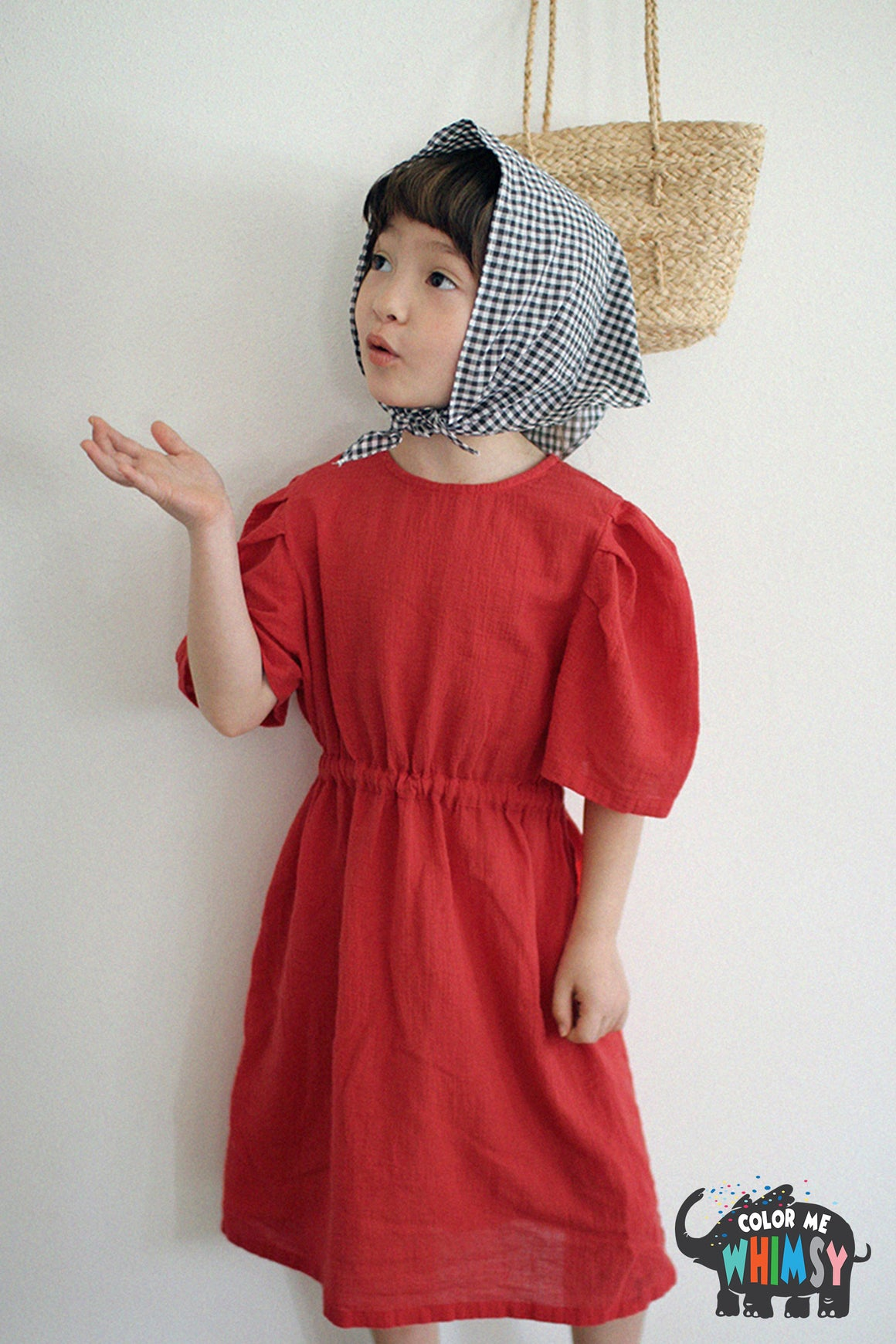 SCON Vanessa Dress at Color Me WHIMSY Hip Kid's Fashion Ethically Made in South Korea.jpg