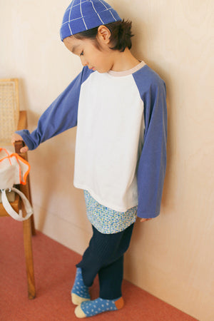 BN Raglan Sleeve T-shirt - Three Colors - Color Me WHIMSY
