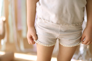Amber Choubon Brief Shorts - Three Colors - Color Me WHIMSY