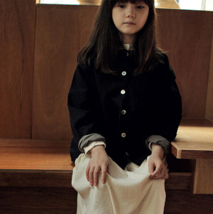 SCON Stitch Jacket at Color Me WHIMSY hip kid's fashion ethically made in south korea