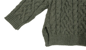 BN Cable Knit Pullover - Two Colors