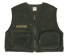 Bien a Bien BN Fishermen Vest at Color Me WHIMSY hip kid's fashion ethically made in south korea