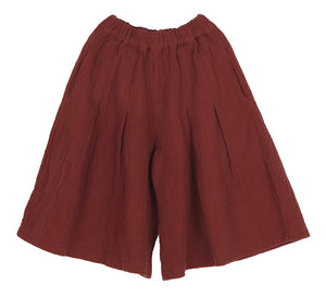 SCON Shua Wide Pants at Color Me WHIMSY hip kid's fashion ethically made in south korea