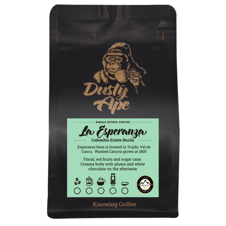 Colombia La Esperanza Burila Estate