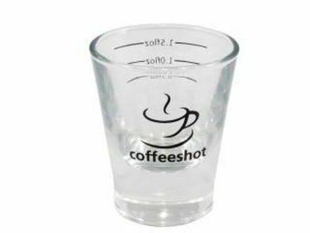 Coffeeshot 2oz Shot Glass