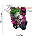 Sticker Joker <br> L'Horreur