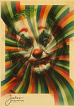 Poster Joker <br> Multi-couleur