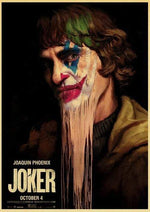 Boutique-Joker 42X30CM Poster Joker <br> Portrait de Clown Joker