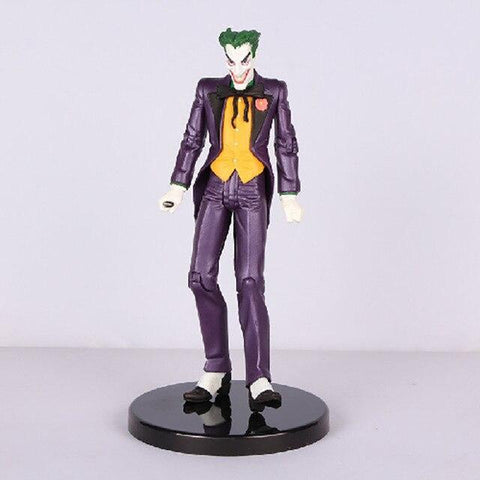 Boutique-Joker Batman The Joker Arkham Origins PVC Action Figure Collectible Model Toys KT107 Joker