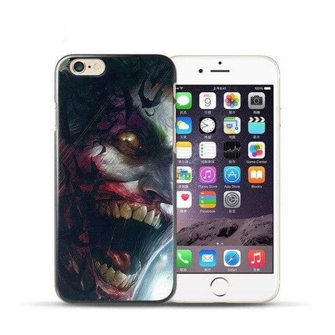 Boutique Joker iPhone 6 Plus Coque Joker Iphone <br> Esprit Noir Joker