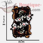 Boutique-Joker Sticker Sticker Joker <br> La Carte de la Mort Joker