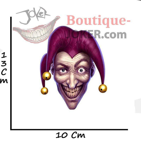Boutique-Joker Sticker Sticker Joker <br> Le Fou Joker