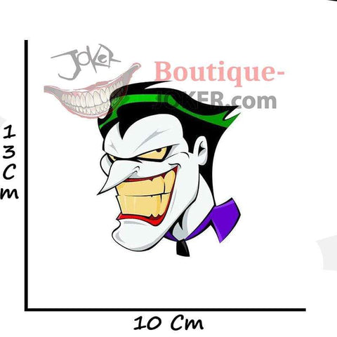 Boutique-Joker Sticker Sticker Joker <br> Les Cartoons Joker