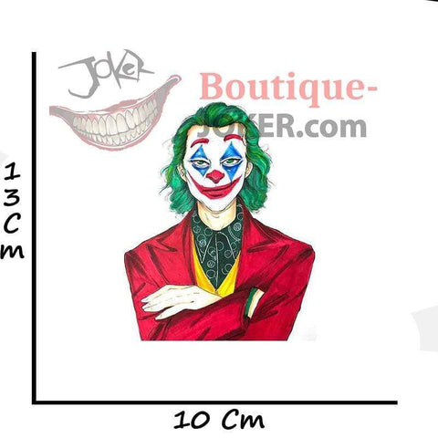 Boutique-Joker Sticker Sticker Le Joker <br> Rit Joker